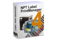 NPT Label Printmanager 4